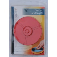 Pressit CD / DVD Labelling Kit