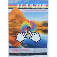 Hands 8x6 Premium Gloss Photo Paper 210gsm
