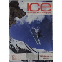 A4 ICE Off Set Pressit Compatible CD DVD Gloss Labels