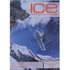 ICE A4 200gsm Fine Art Textured Gloss Photo Paper