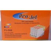 Non OEM Compatible Projet Cartridges T611 T612 T613 T614