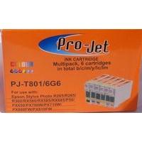 Non OEM Compatible Projet Cartridges T801 T802 T803 T804 T805 T806