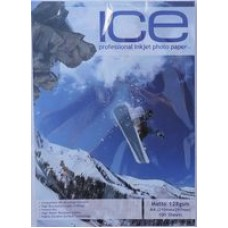 ICE A4 128gsm Single Matte / Matt Photo Paper