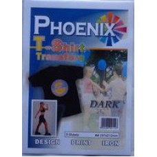A4 Phoenix T-Shirt Transfer Paper - Dark