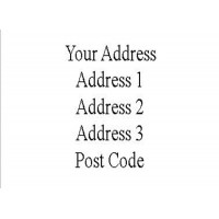 Return Address Labels / Moving House Labels / Undelivered Labels