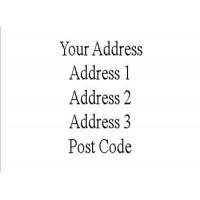 Return Address Labels / Moving House Labels / Undelivered Labels